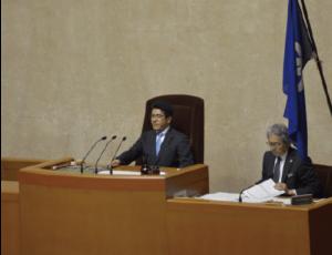 福岡県議会 本会議